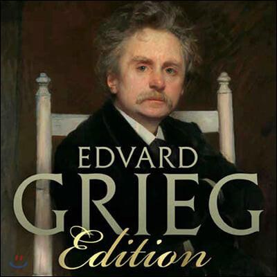 그리그 에디션 - 기악, 성악모음집 (Grieg Edition)
