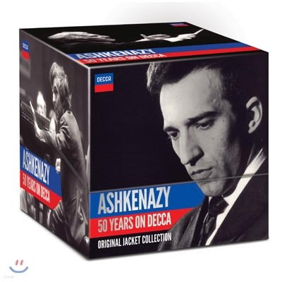 Vladimir Ashkenazy: 50 Years on Decca / 블라디미르 아쉬케나지 DECCA 50년 [50CD 오리지널 커버 한정판 박스세트]