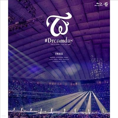 트와이스 (Twice) - Dome Tour 2019 '#Dreamday' In Tokyo Dome (Blu-ray)(Blu-ray)(2020)