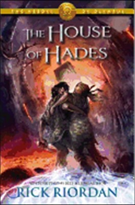 The Heroes of Olympus #4 : House of Hades