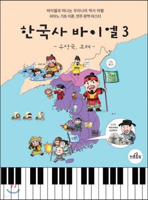 한국사 바이엘 3 후삼국, 고려