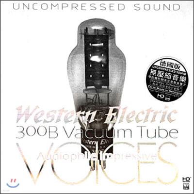웨스턴 일렉트릭 고음질 보컬 모음집 (Western Electric: Audiophile lmpressive Voices)