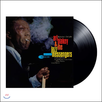Art Blakey & The Jazz Messengers (아트 블레이키 앤 재즈 메신저스) - Buhaina's Delight [LP]