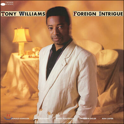 Tony Williams (토니 윌리엄스) - Foreign Intrigue [LP]