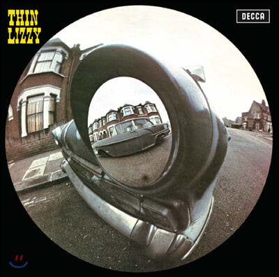 Thin Lizzy (씬 리지) - 1집 Thin Lizzy [LP]