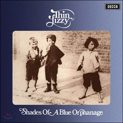 Thin Lizzy (씬 리지) - 2집 Shades Of A Blue Orphanage [LP]