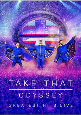 Take That (테이크 댓) - Odyssey: Greatest Hits Live [CD+DVD]