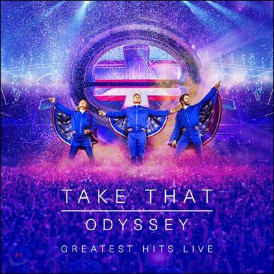 Take That (테이크 댓) - Odyssey: Greatest Hits Live [블루레이]