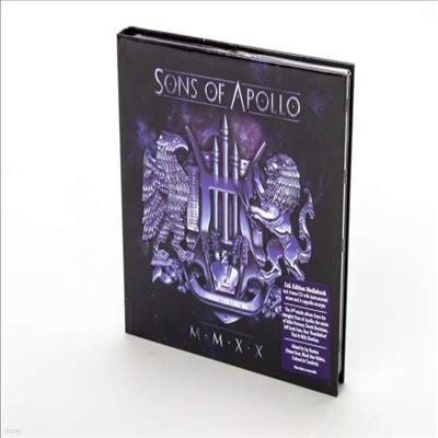 Sons Of Apollo - MMXX (Digibook)(2CD)