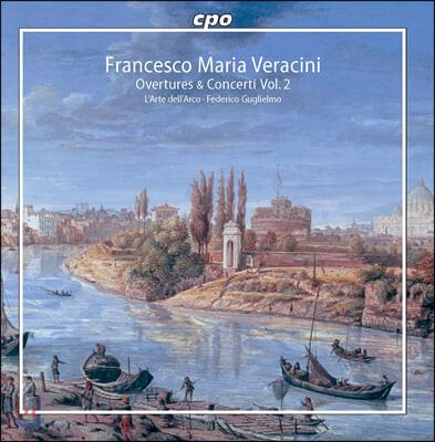 Federico Guglielmo 프란체스코 마리아 베라치니: 서곡과 협주곡 2집 (Francesco Maria Veracini: Overtures, Concerto, Vol. 2)