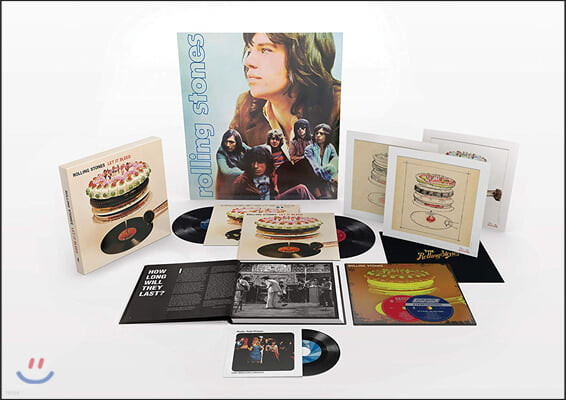 Rolling Stones (롤링 스톤스) - Let It Bleed (Super Deluxe Edition) [3LP+2CD]