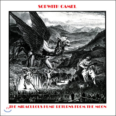 Sopwith Camel (소프위드 카멜) - The Miraculous Hump Returns from the Moon [스모크 컬러 LP]