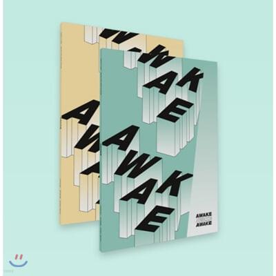 제이비제이95 (JBJ95) - 미니앨범 2집 : Awake [Awake 또는 Dazed 버전 중 랜덤 1종 발송] [재발매]