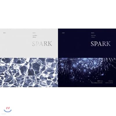 제이비제이95 (JBJ95) - 미니앨범 3집 : Spark [Chapter. 1 또는 2 버전 중 랜덤 1종 발송] [재발매]