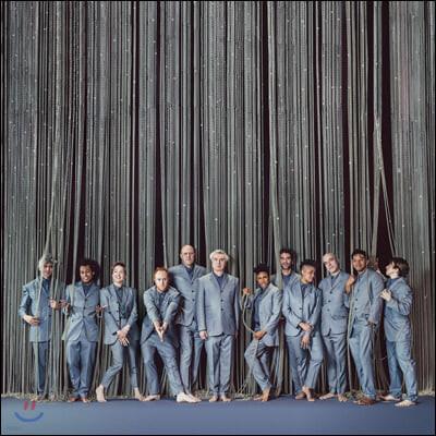 아메리칸 유토피아 뮤지컬음악 (American Utopia on Broadway by David Byrne) [2LP]