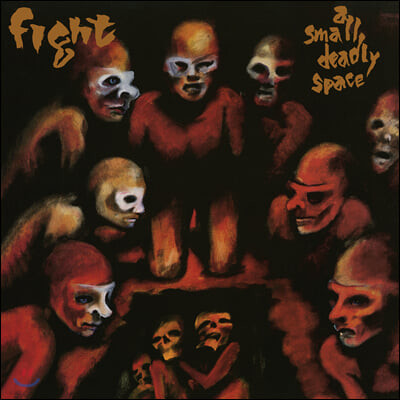 Fight (파이트) - A Small Deadly Space [레드 & 블랙 마블 컬러 LP]