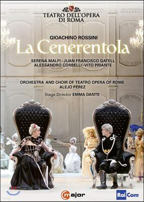 Serena Malfi 로시니: 오페라 '체네렌톨라' (Rossini: La Cenerentola)