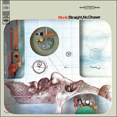 Thelonious Monk (텔로니어스 몽크) - Straight, No Chaser [2LP]