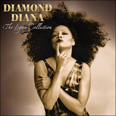 Diana Ross (다이애나 로스) - Diamond Diana: The Legacy Collection