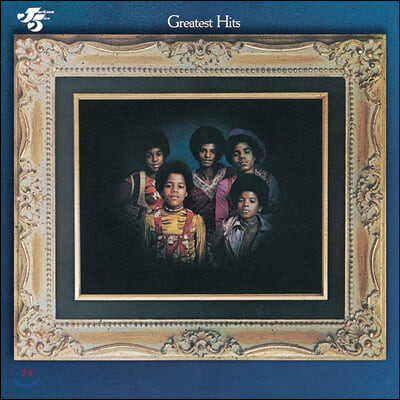 Jackson 5 (잭슨 파이브) - Greatest Hits: Quadraphonic Mix [투명 컬러 LP]