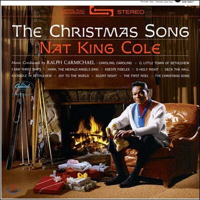 Nat King Cole - The Christmas Song 냇 킹 콜 크리스마스 앨범 [LP]