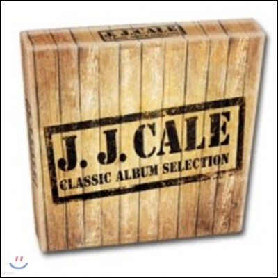 J.J. Cale - Classic Album Selection