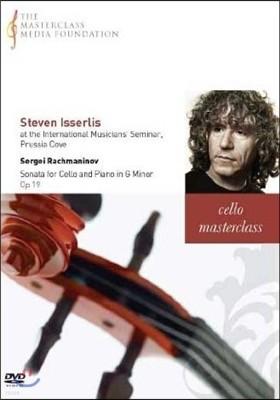 Steven Isserlis 스티븐 이셜리스 마스터클래스 : 라흐마니노프 첼로 소나타 1악장 (Rachmaninov : Sonata for Cello and Piano in G minor - Masterclass)