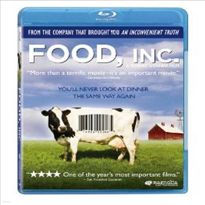 Food, Inc. (푸드 주식회사) (한글무자막)(Blu-ray) (2009)