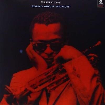 [중고 LP] Miles Davis - Round About Midnight (EU 수입반)