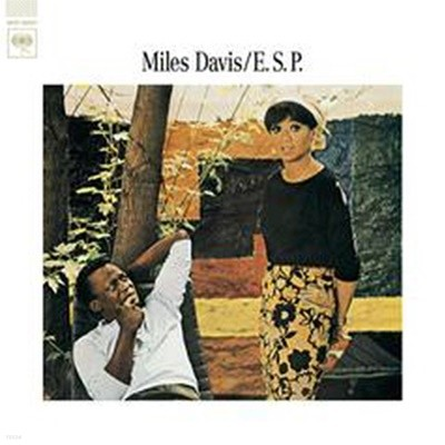 [중고 LP] Miles Davis - E.S.P. (US 수입)