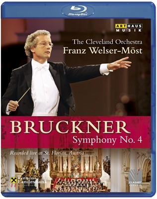 Franz Welser-Most 브루크너: 교향곡 4번 '로맨틱' (Bruckner: Symphony No. 4 in Eb Major 'Romantic')