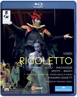 Massimo Zanetti 베르디: 리골레토 (Verdi: Rigoletto) [블루레이]
