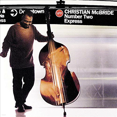 Christian Mcbride - Number Two Express(CD-R)
