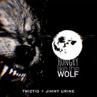 Twiztid / Jimmy Urine - Hungry Like The Wolf (Ltd. Ed)(7 inch Single LP)