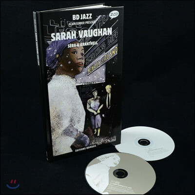 Sarah Vaughan (Illustrated by Sera & Aranthell)
