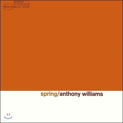 Tony Williams (토니 윌리엄스) - Spring