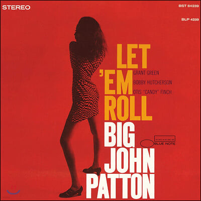 Big John Patton (빅 존 패튼) - Let'em Roll