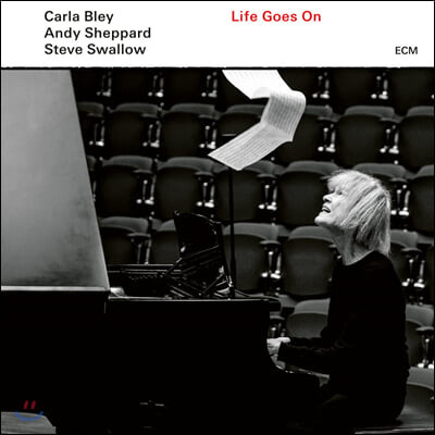 Carla Bley / Andy Sheppard / Steve Swallow - Life Goes On [LP]