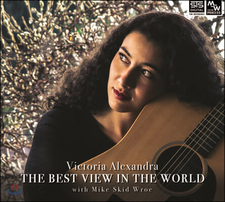 Victoria Alexandra (빅토리아 알렉산드라) - The Best View In The World With Mike Skid Wroe
