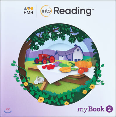 Into Reading Student myBook G3.2 : Student Book