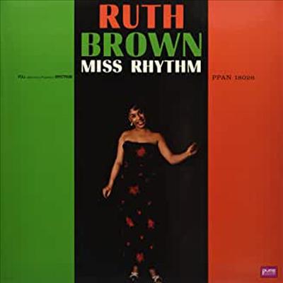 Ruth Brown - Miss Rhythm (Ltd. Ed)(Remastered)(180G)(LP)