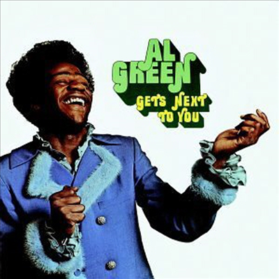 Al Green - Get's Next To You (180G)(LP)
