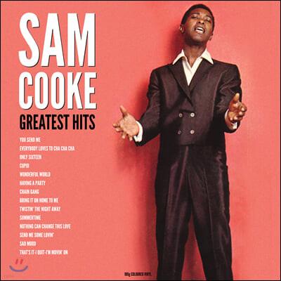 Sam Cooke (샘 쿡) - Greatest Hits [일렉트릭 블루 컬러 LP]