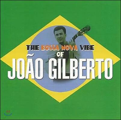 Joao Gilberto (주앙 질베르토) - The Bossa Nova Vibe of Joao Gilberto