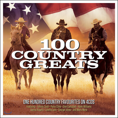 100곡의 컨트리 명곡 모음집 (100 Country Greats)