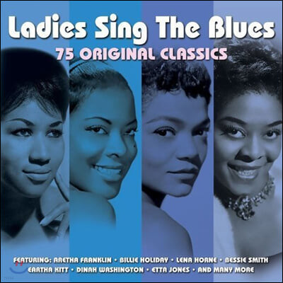 여성 가수들이 부르는 블루스 음악 (Ladies Sing the Blues)