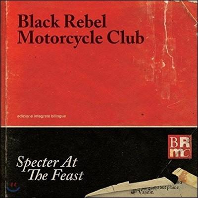 Black Rebel Motorcycle Club (블랙 레벨 모터사이클 클럽) - Specter At The Feast [2 LP]
