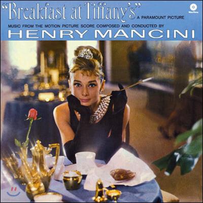 티파니에서 아침을 영화음악 (Breakfast At Tiffany OST by Henry Mancini 헨리 맨시니) [LP]