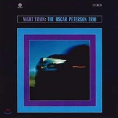 Oscar Peterson Trio (오스카 피터슨 트리오) - Night Train [LP]