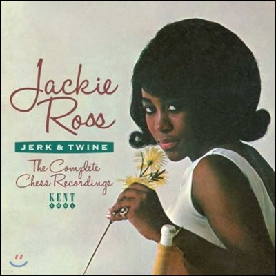Jackie Ross - Jerk & Twine: The Complete Chess Recordings